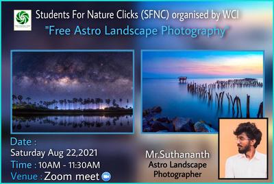 SFNC- Astro landscap- Photography workshop