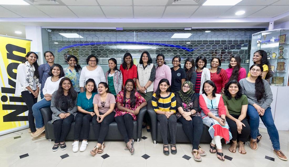 Nikon Women Photography Workshop, Bangalore