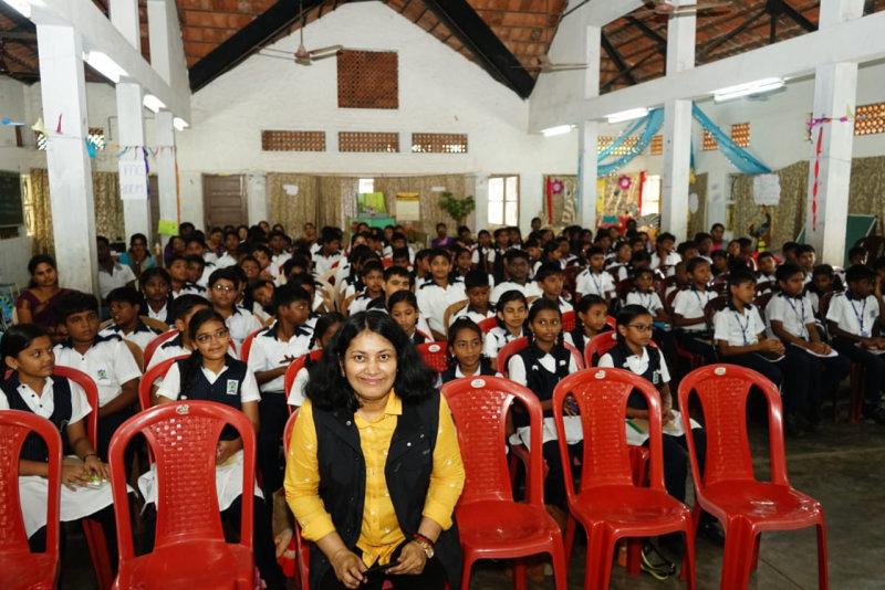 Mahatama Gandhi International School,Cuddalore