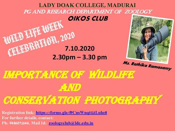 Lady Doak College-Madurai
