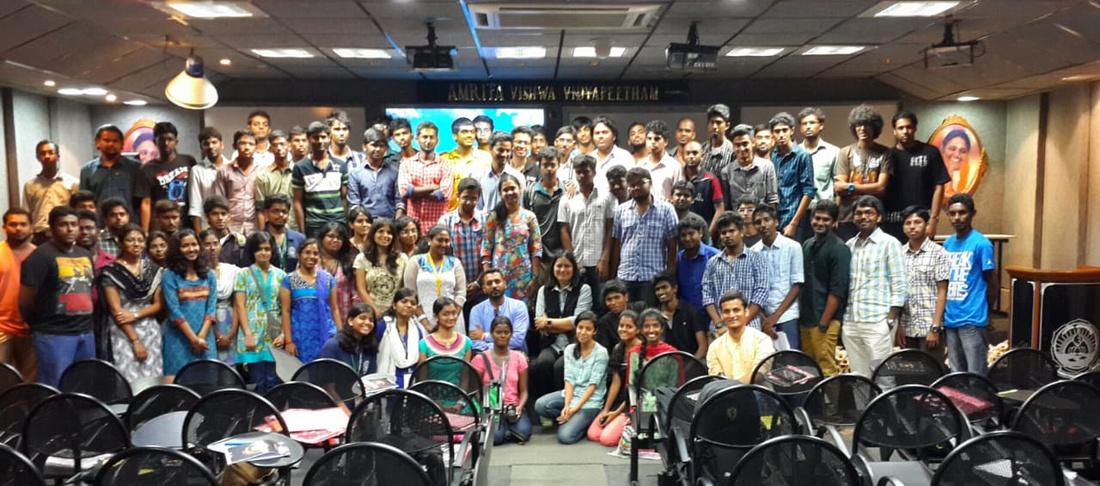 Amirta university,Coimbatore